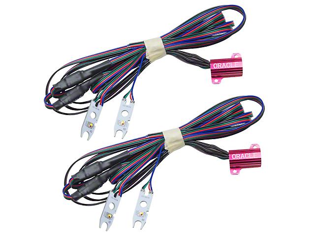 Oracle ColorSHIFT LED Daytime Running Light Upgrade Kit (15-17 F-150 w/ LED Headlights)