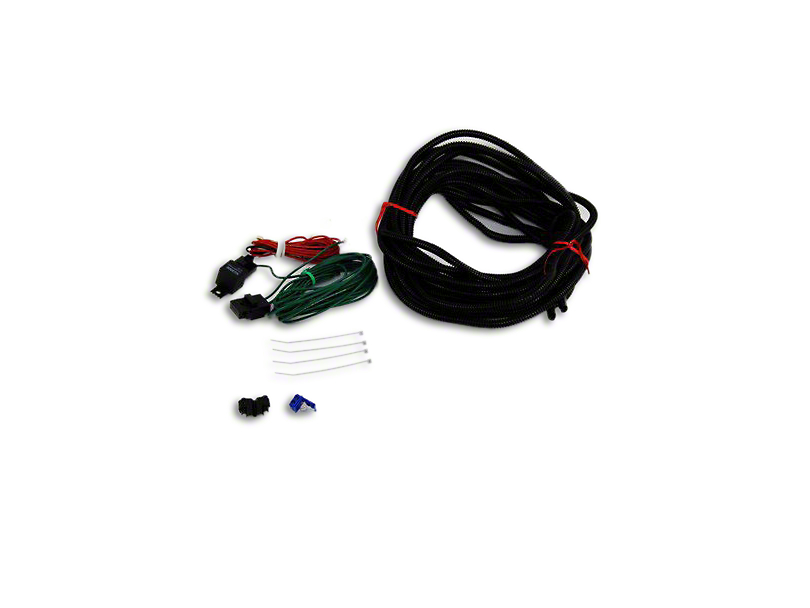 KC HiLiTES Wiring Harness for 2 Back-Up Lights (97-19 F-150)