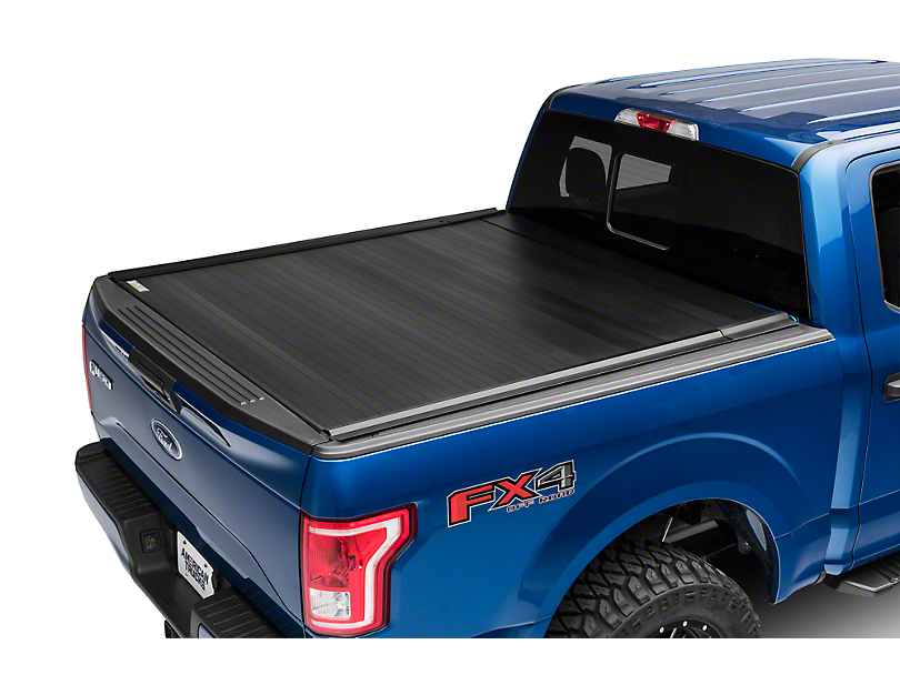 Barricade Retractable Bed Cover (15-19 F-150 w/ 5.5 ft. & 6.5 ft. Bed)
