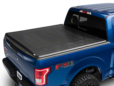 TruShield Soft Folding Bed Cover (15-18 F-150)