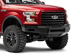 Iron Cross Low Profile Front Bumper; Gloss Black (15-17 F-150, Excluding Raptor)