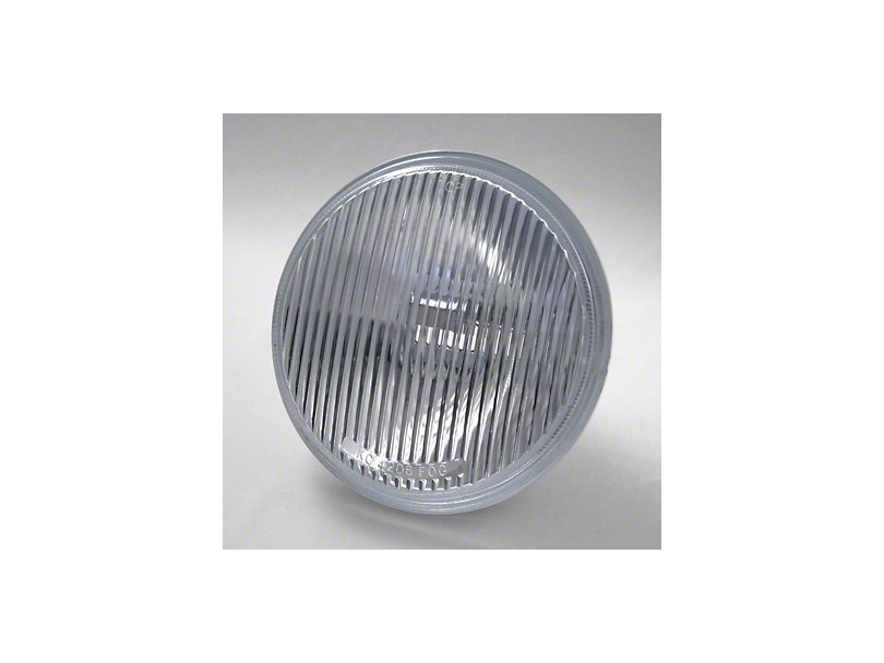 KC HiLiTES 6 in. Replacement Slimlite Lens/Reflector - Fog Beam (97-19 F-150)