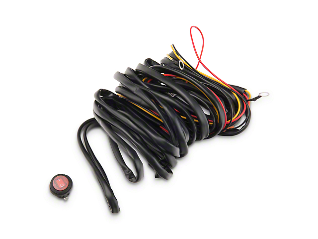 kc hilites f 150 wiring harness for 2 lights w 2 pin. Black Bedroom Furniture Sets. Home Design Ideas