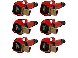 MSD Coil Packs - Red (11-14 3.5L EcoBoost F-150)