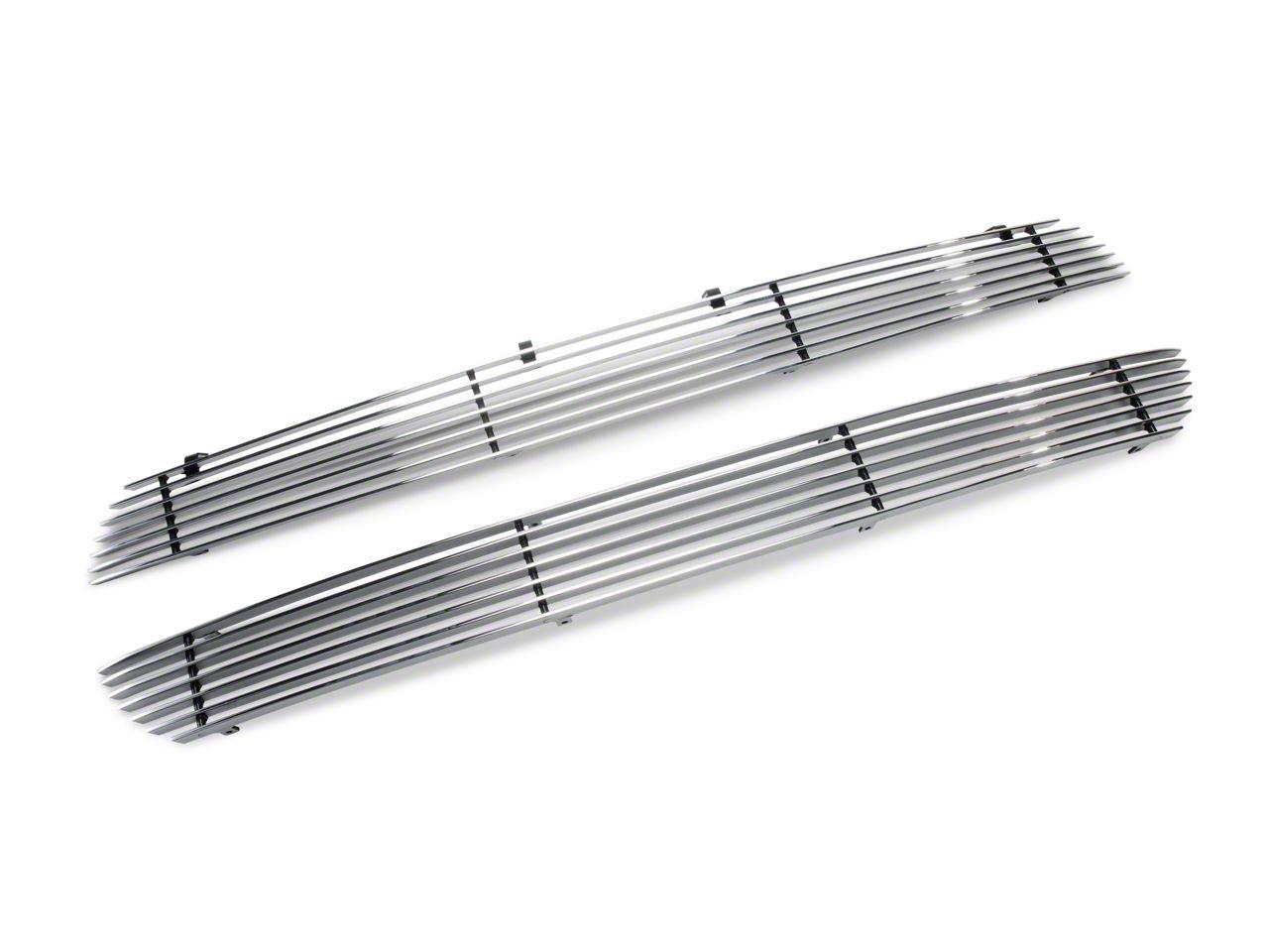 T-REX Billet Series Upper Grille Insert - Polished (18-19 F-150 Lariat, XLT)
