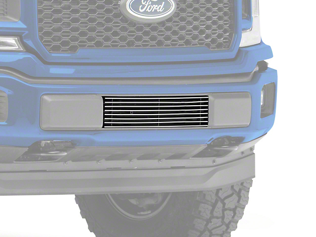 T-REX Billet Series Lower Bumper Grille Insert - Polished (18-19 F-150, Excluding Raptor)