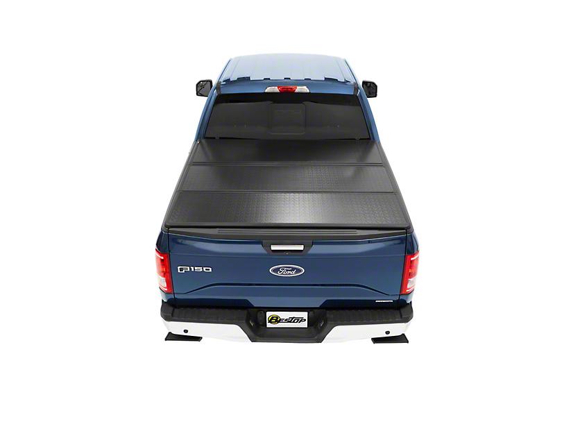 Bestop EZ-Fold Hard Tonneau Cover - Aluminum (09-14 F-150 Styleside w/ 5.5 ft. & 6.5 ft. Bed)