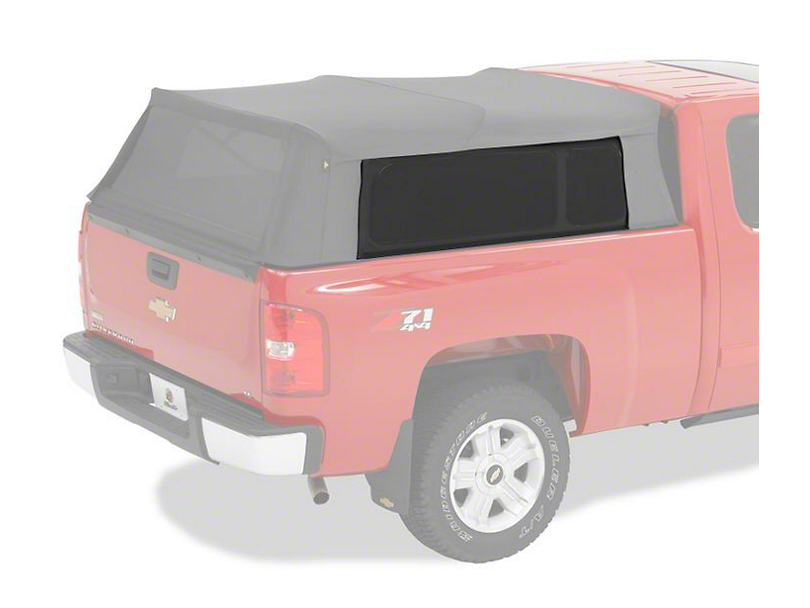 Bestop Replacement Tinted Windows for Supertop Soft Bed Topper (04-19 F-150)