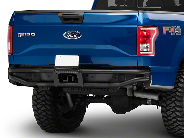 Outlaw Bumper Hitch Accessory for Outlaw Rear Bumper (15-20 F-150)