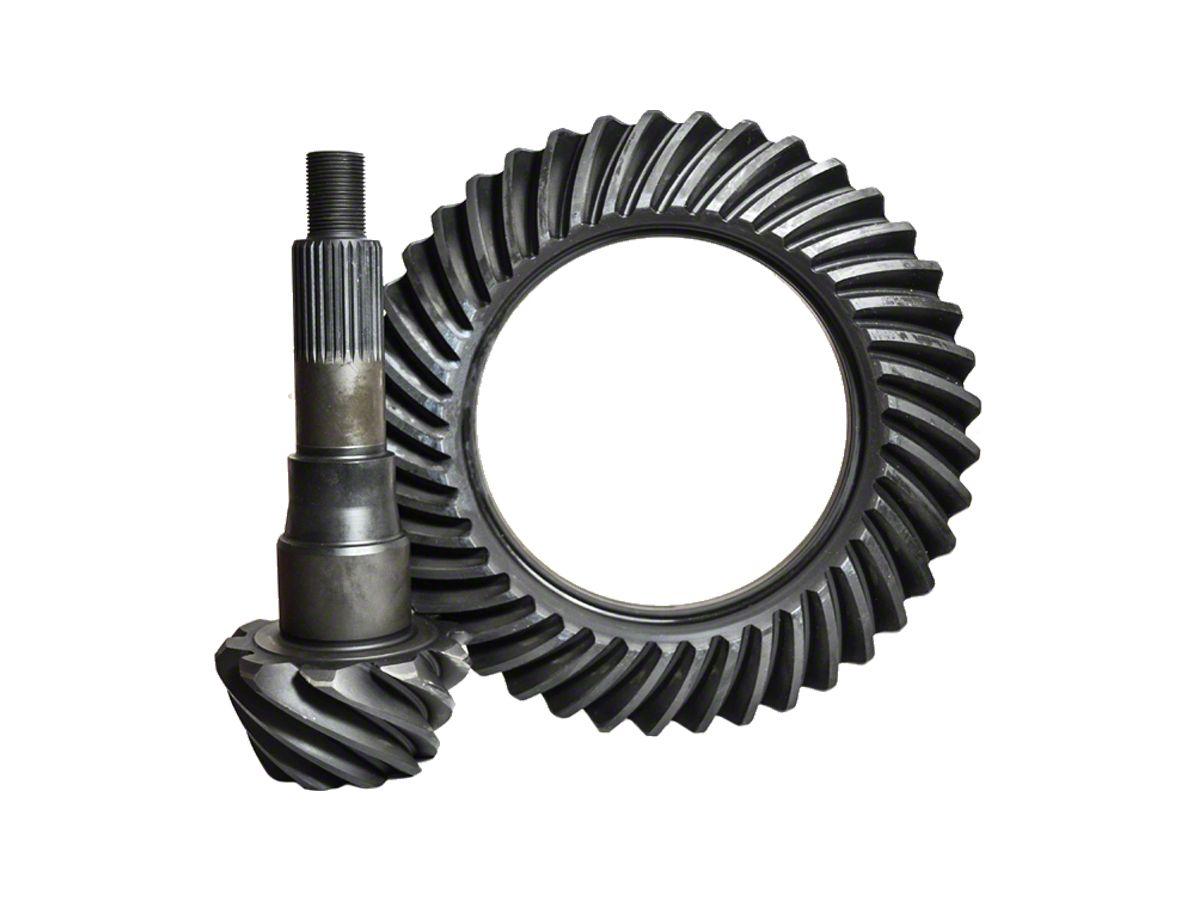 Nitro Gear & Axle 9 75 in  Rear Axle Ring Gear and Pinion Kit - 4 88 Gears  (97-08 F-150)
