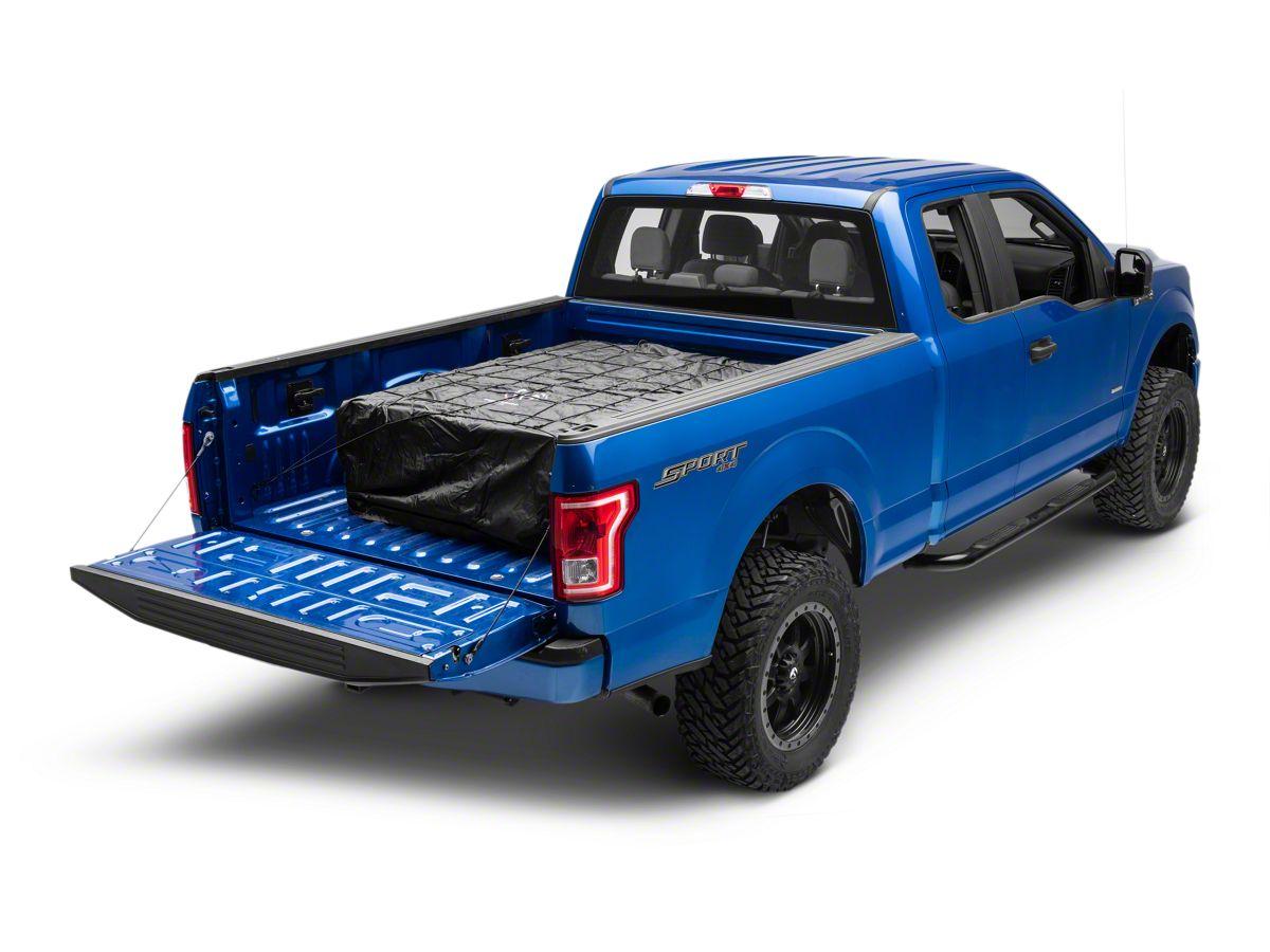 Truck Bed Cargo Net >> Rightline Gear Truck Bed Cargo Net W Built In Tarp