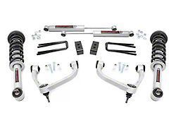 Rough Country 3-Inch Bolt-On Suspension Lift Kit with Premium N3 Shocks (14-20 4WD F-150, Excluding Raptor)