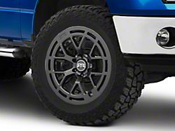 RTR Tech 6 Satin Black 6-Lug Wheel; 20x9; 18mm Offset (09-14 F-150)