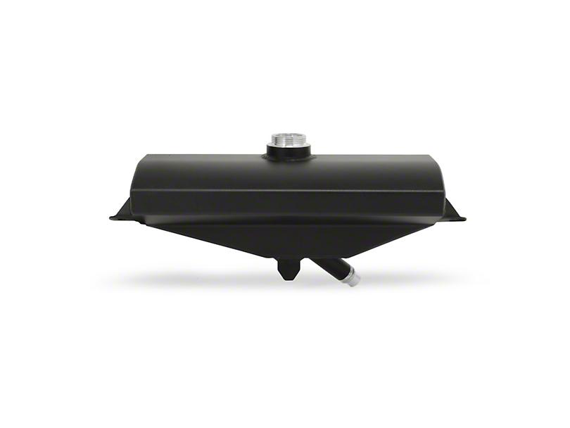 Mishimoto Aluminum Coolant Expansion Tank; Black (15-20 F-150)