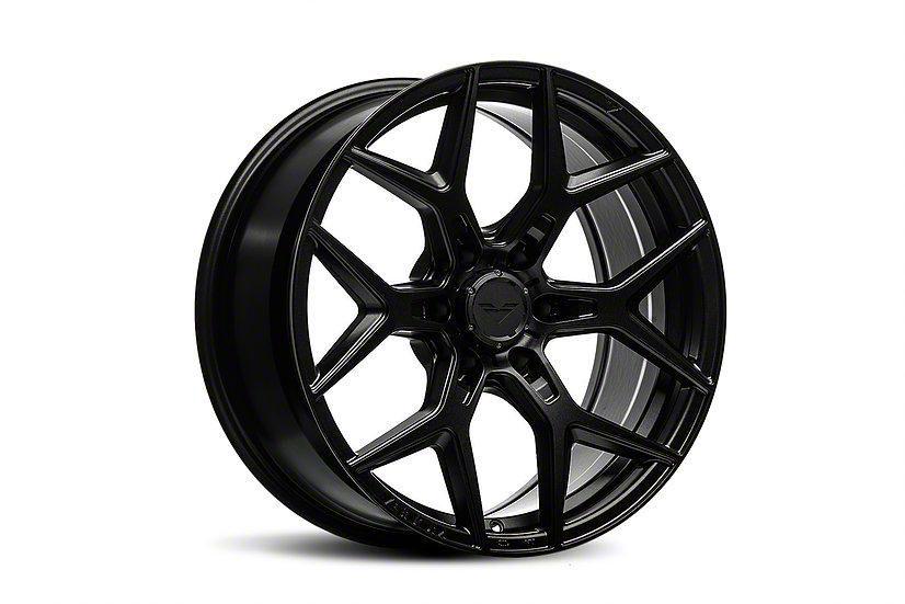 Venom Rex VR-601 Mystic Black 6-Lug Wheel - 20x9 +12mm Offset (15-19 F-150)