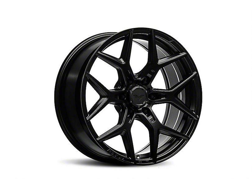 Venom Rex VR-601 Mystic Black 6-Lug Wheel - 20x9; 12mm Offset (15-19 F-150)