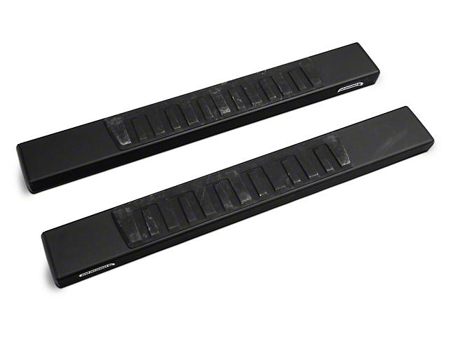 Go Rhino 6 in. OE Xtreme II Side Step Bars - Textured Black (15-19 F-150 Regular Cab)