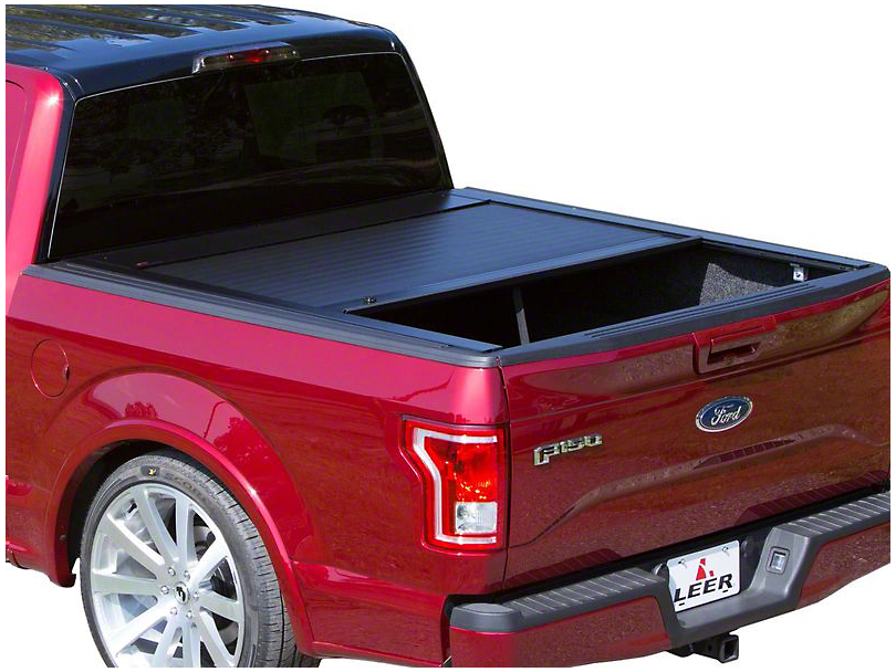 Pace Edwards JackRabbit Retractable Bed Cover w/ Explorer Rails (97-03 F-150 Styleside w/ 6.5 ft. & 8 ft. Bed)