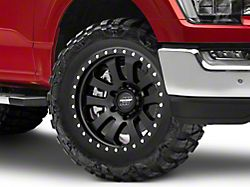 Pro Comp Wheels Prodigy Satin Black 6-Lug Wheel; 20x9.5; -6mm Offset (21-22 F-150)