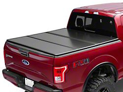 Rough Country Hard Tri-Fold Tonneau Bed Cover (15-19 F-150 w/ 5.5 ft. Bed)