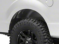 Rough Country Rear Wheel Well Liners (04-14 F-150, Excluding Raptor)