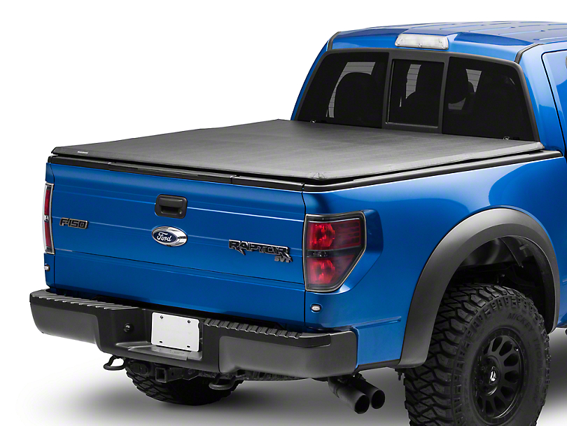 Rough Country Soft Tri-Fold Tonneau Bed Cover (09-14 Styleside F-150 w/ 5.5 ft. & 6.5 ft. Bed)