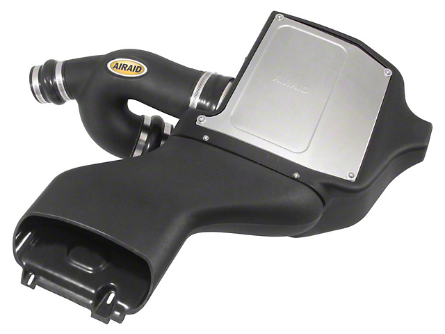 Airaid MXP Series Cold Air Intake w/ SynthaMax Dry Filter (17-19 3.5L EcoBoost F-150, Excluding Raptor)