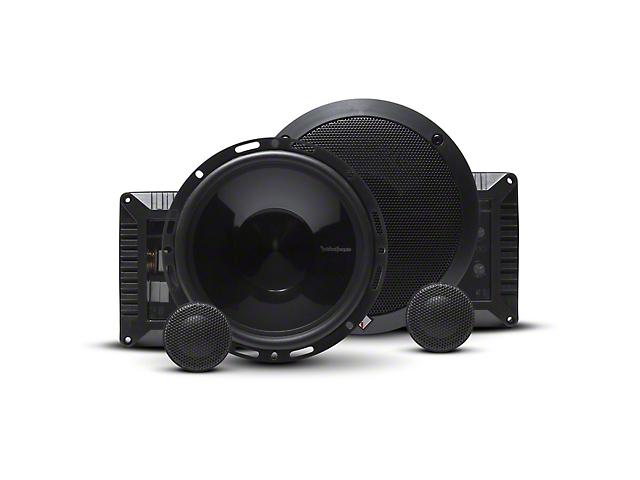 Rockford Fosgate Sony 8 Speaker System Upgrade 15 17 F 150 Supercab Supercrew