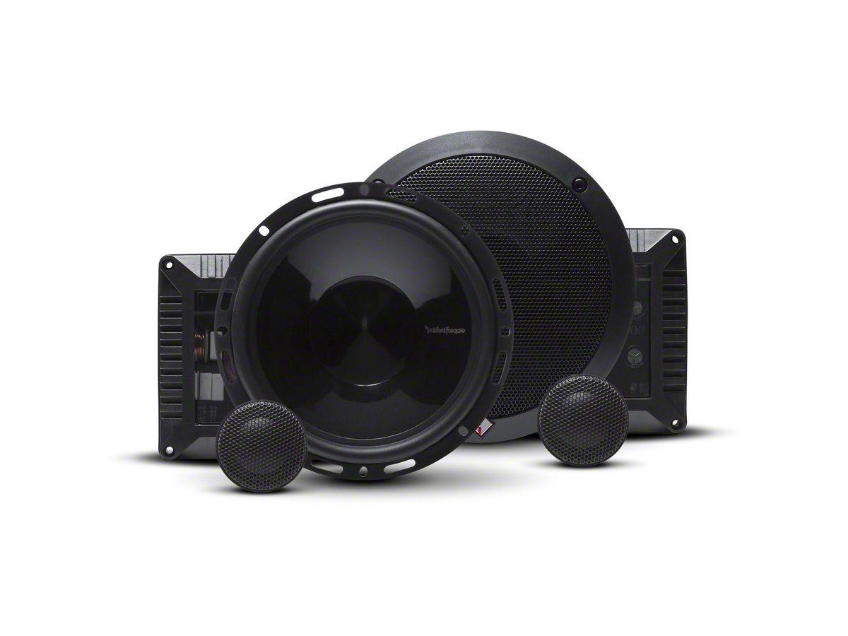 Rockford Fosgate B&O Speaker System Upgrade (18-19 F-150 SuperCab,  SuperCrew)
