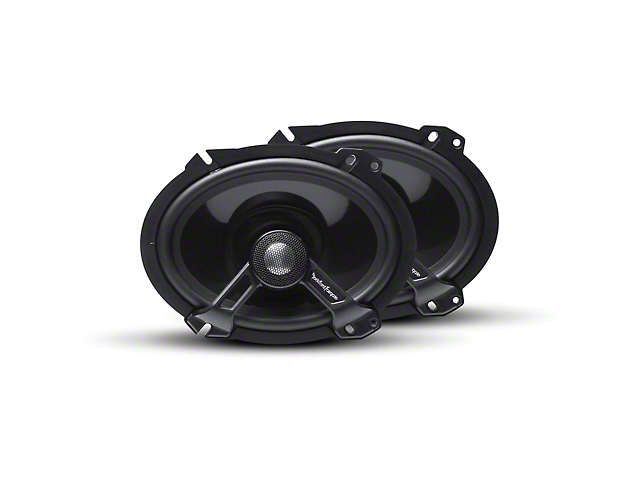 Rockford Fosgate Sony 7 Speaker System Upgrade (09-14 F-150 SuperCab, SuperCrew)