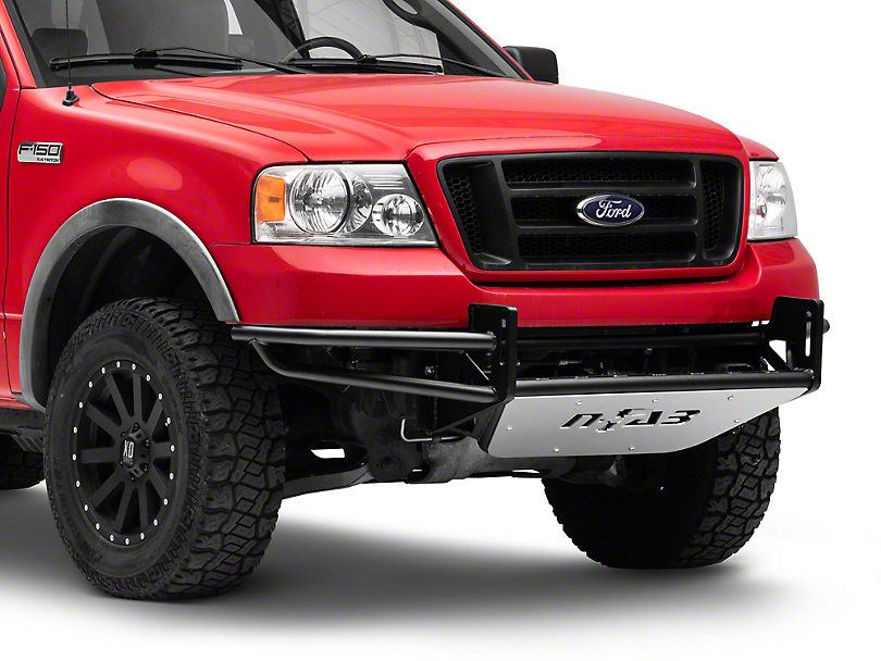 N-Fab RSP Front Bumper - Textured Black (04-08 F-150)