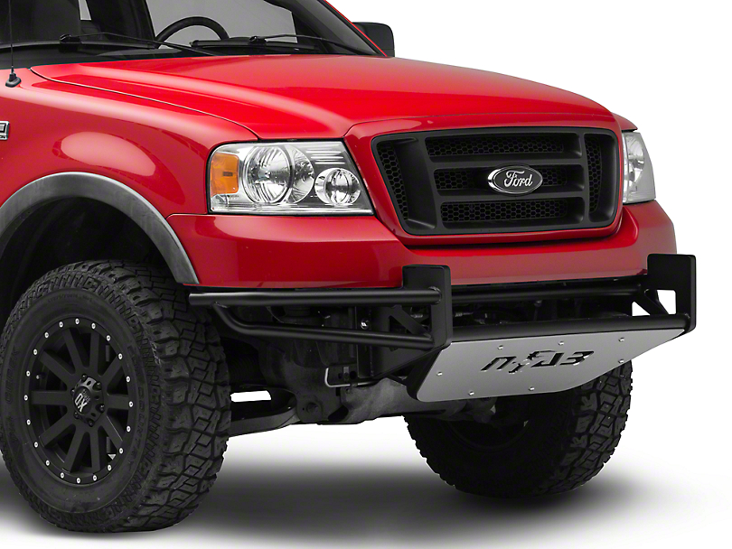 N-Fab RSP Front Bumper w/ Multi-Mounted for LED Lights - Textured Black (04-08 F-150)