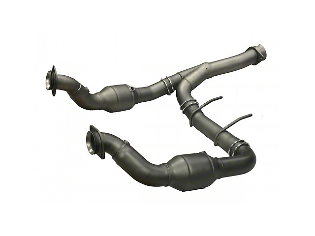 High Flow Catted Downpipe (15-16 3.5L EcoBoost F-150)