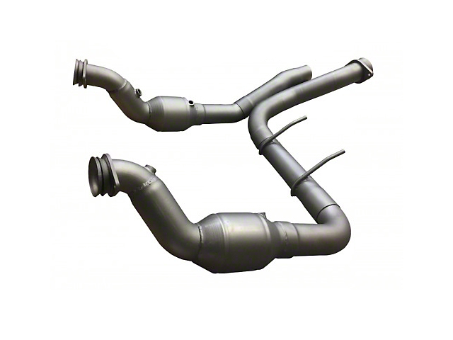 SPD Performance High Flow Catted Downpipe (17-19 F-150 Raptor)