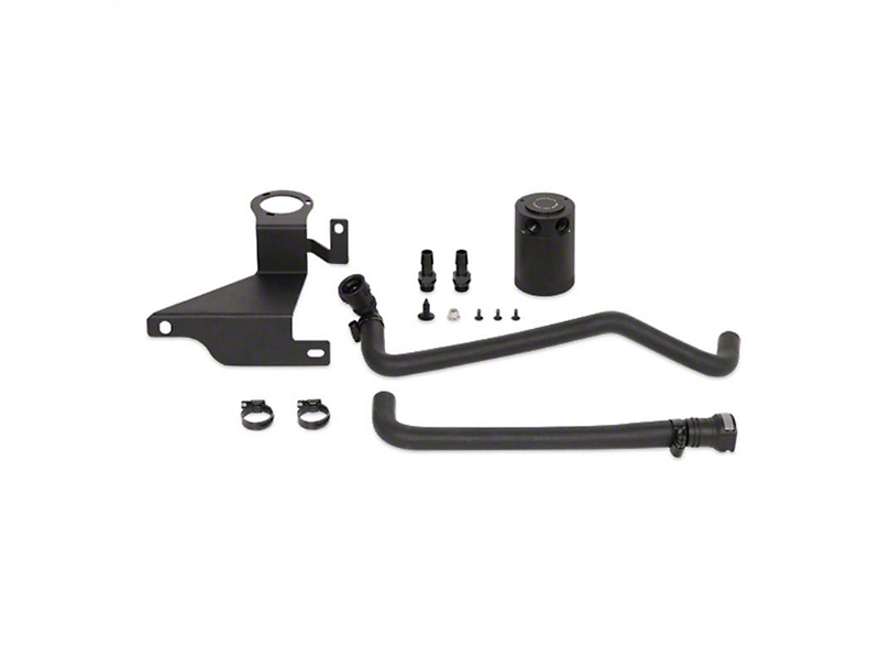 Mishimoto Baffled Oil Catch Can (11-14 5.0L F-150)