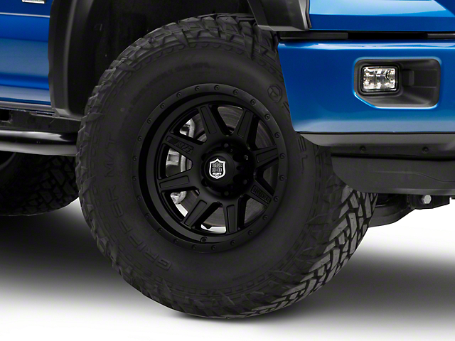 Mickey Thompson Deegan 38 Pro 2 Black 6-Lug Wheel - 17x9 (15-19 F-150)