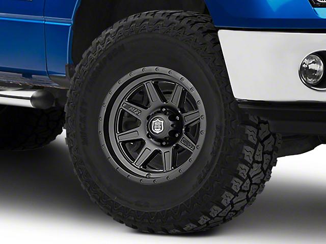 Mickey Thompson Deegan 38 Pro 2 Black 6-Lug Wheel - 17x9 (09-14 F-150)