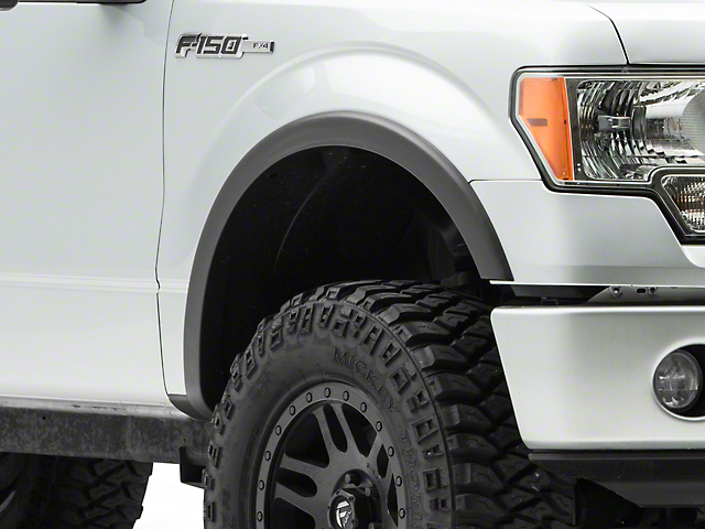 Duratrek OEM Style Replacement Fender Flares (09-14 F-150 Styleside, Excluding Raptor)