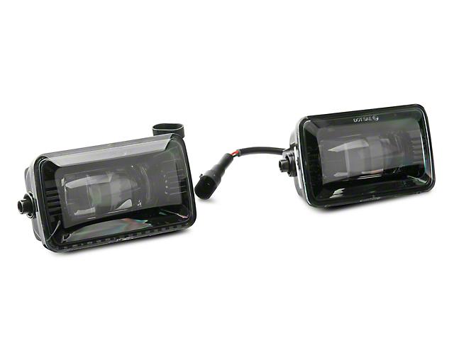 Axial LED Fog Lights (15-20 F-150, Excluding Raptor)