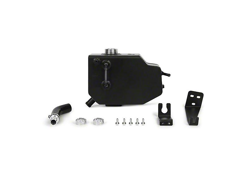 Mishimoto Aluminum Coolant Expansion Tank - Micro-Wrinkle Black (11-14 F-150, Excluding Raptor)