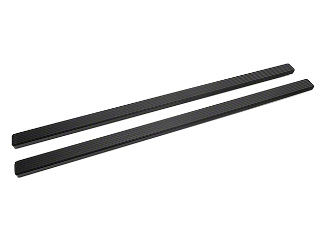 4 in. iStep Running Boards - Black (04-08 F-150 SuperCrew)