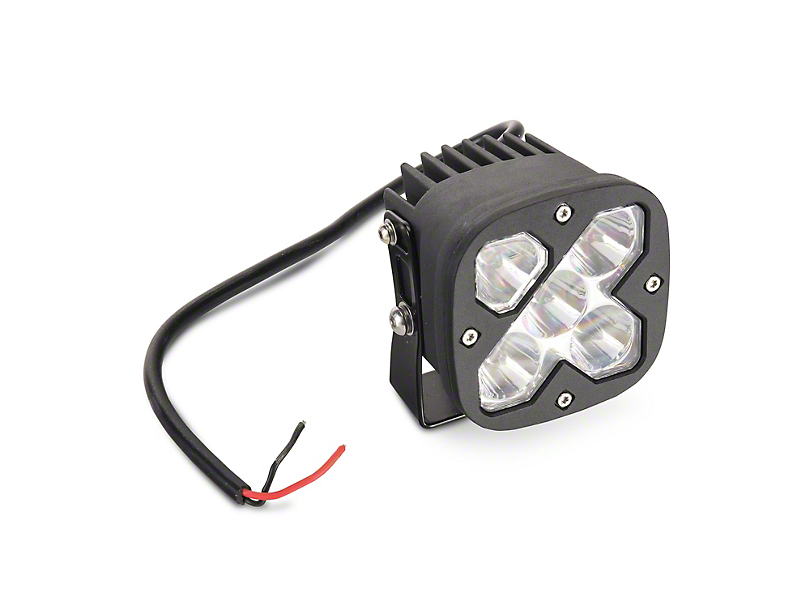 Raxiom 3 in. Square High-Powered LED Light