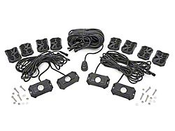 Rough Country LED Rock Light Kit (Universal; Some Adaptation May Be Required)