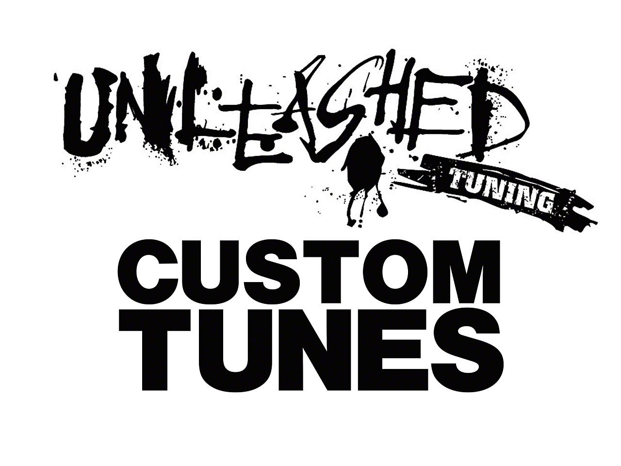 Unleashed Tuning Custom Tunes (15-16 2.7L EcoBoost F-150)
