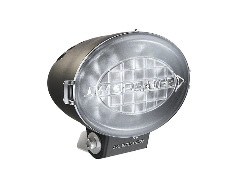 J.W. Speaker 7.5 in. Model TS3001V Oval LED Light Lens Cover - Clear