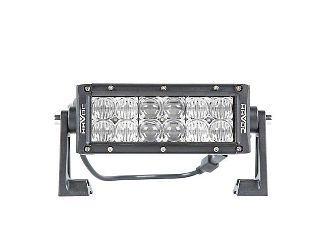 Havoc Offroad 6 Inch Trail Series Dual Row LED Light Bar