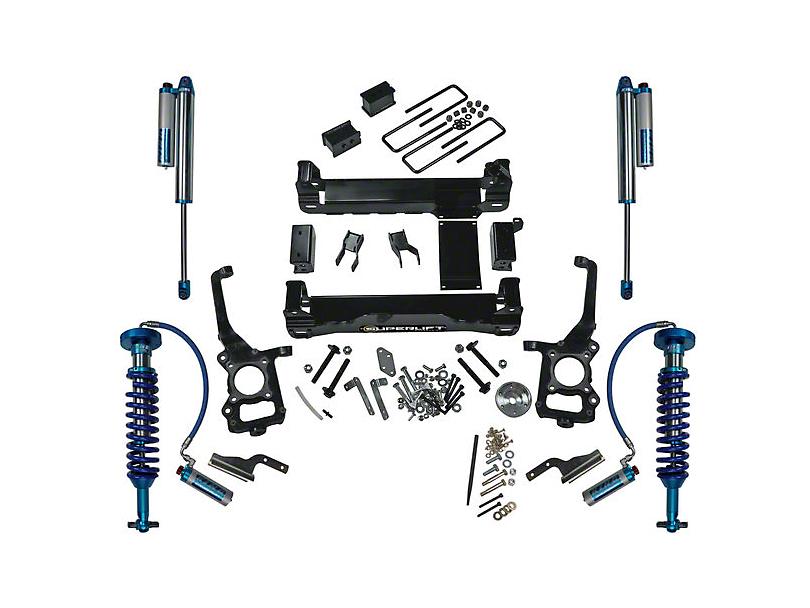 SuperLift 4.5 in. King Edition Suspension Lift Kit (15-20 4WD F-150, Excluding Raptor)