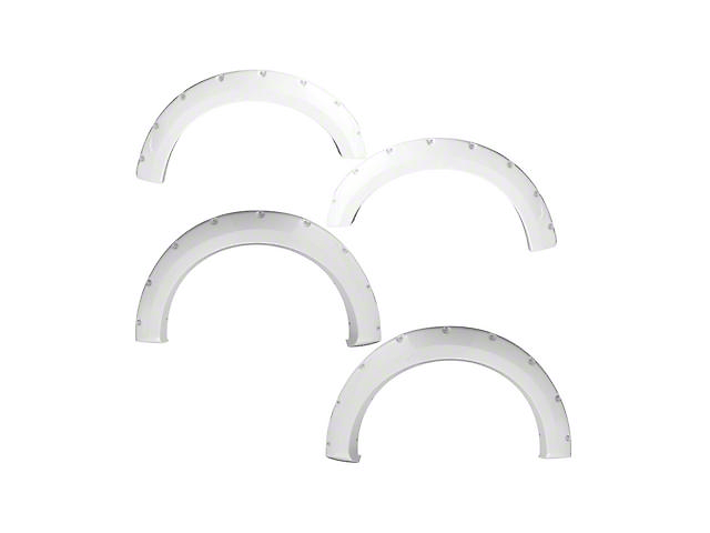 Smittybilt Pre-Painted M1 Fender Flares - Oxford White (18-20 F-150, Excluding Raptor)