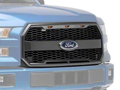 2015 Ford F150 Grill >> 2015 2019 F 150 Grilles Americantrucks Com