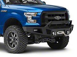 Barricade HD Winch Front Bumper with LED Lighting (15-17 F-150, Excluding EcoBoost & Raptor)